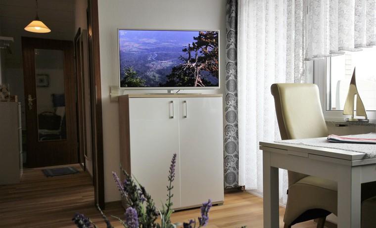 Apartement Backbord - TV