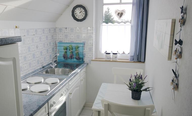 Apartment Backbord - Küche