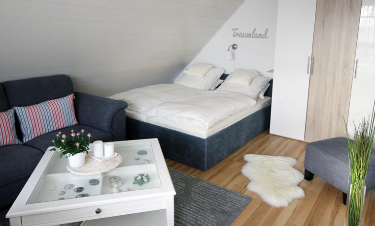 Appartement Backbord - Schlafzimmer