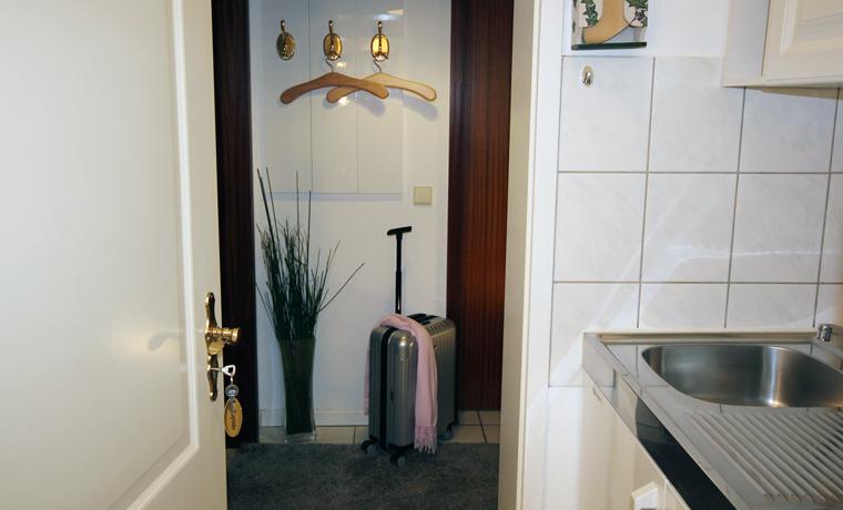 Suite Kapitän - Pantry