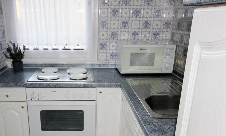 Appartement Steuerbord - Küche