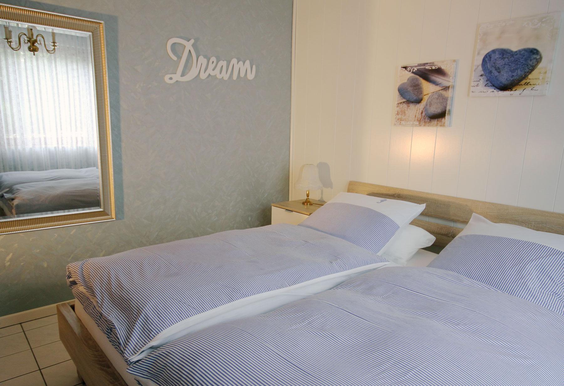 Suite Kapitän - Schlafzimmer